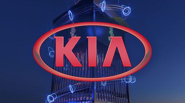 Kia Festival Activation
