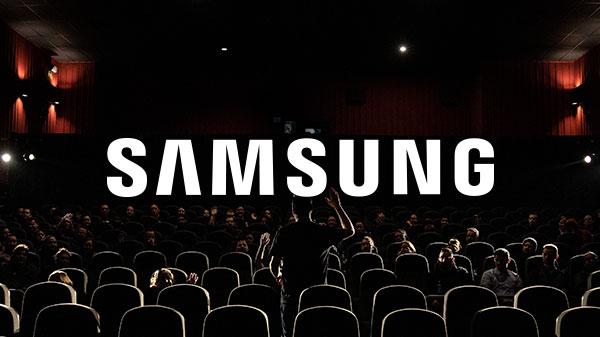Samsung Infinity Screening